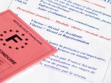 Récupération de points sur un permis probatoire : le stage volontaire